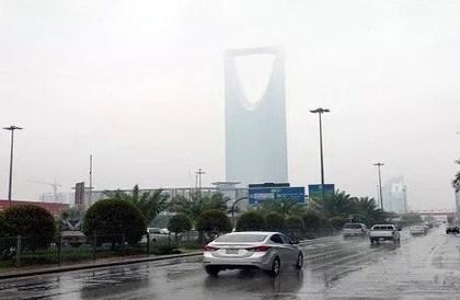 تحذير من أمطار على الرياض تستمر لـ 10 ساعات - صحيفة صدى الالكترونية