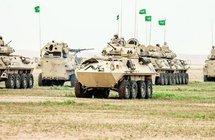 اكتمال وصول القوات المشاركة في تمرين ''درع الجزيرة المشترك 10'' بالشرقية