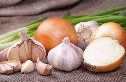 الثوم والبصل للوقاية من سرطان القولون