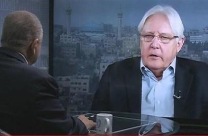 غريفيث: الحديدة تمثل مركز الثقل بالنزاع اليمني