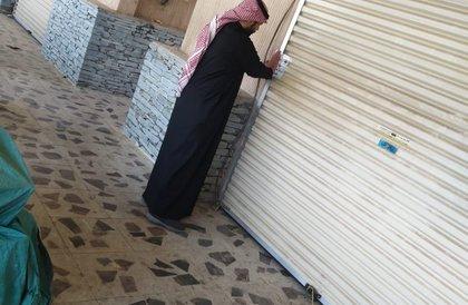 بلدية الواديين تغلق 3 محلات مخالفة لبيع المواد الغذائية » صحيفة صراحة الالكترونية
