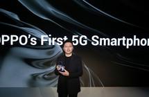 الهاتف الرائد المقبل لشركة Oppo سيدعم شبكات 5G وسيضم المعالج Snapdragon 855 - إلكتروني