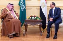 الملك سلمان في مصر.. ولي العهد ينوب عنه في السعودية والسيسي باستقباله