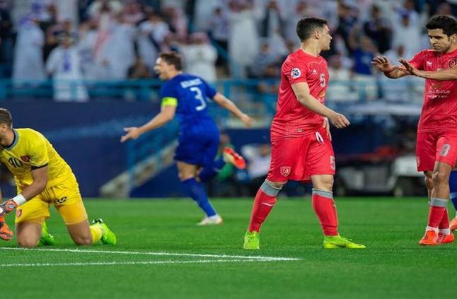 أهداف مباراة الهلال والدحيل 3-1 دوري أبطال آسيا