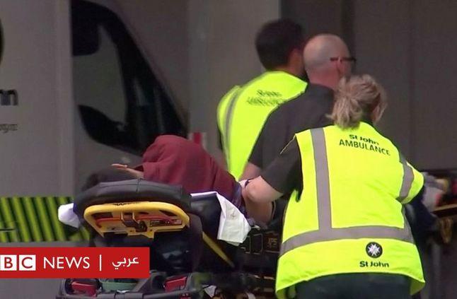 """إطلاق نار في مسجد """"النور"""" بمدينة كرايست تشيرش في نيوزيلندا يسفر عن سقوط قتلى"""