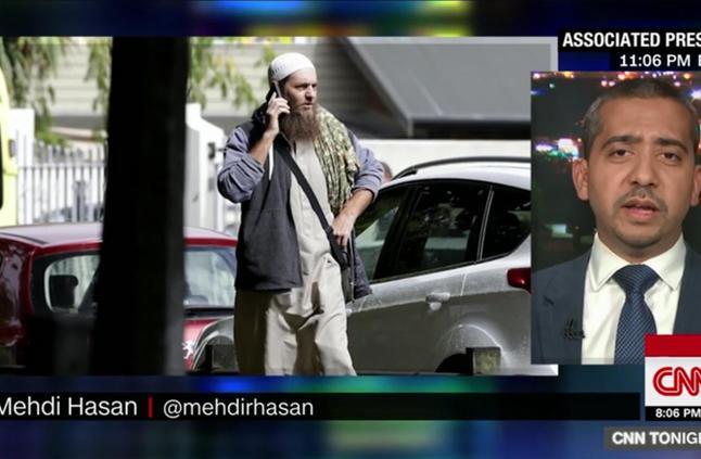 مهدي حسن لـCNN عن هجوم المسجدين بنيوزلندا: أسوأ كوابيس المسلمين