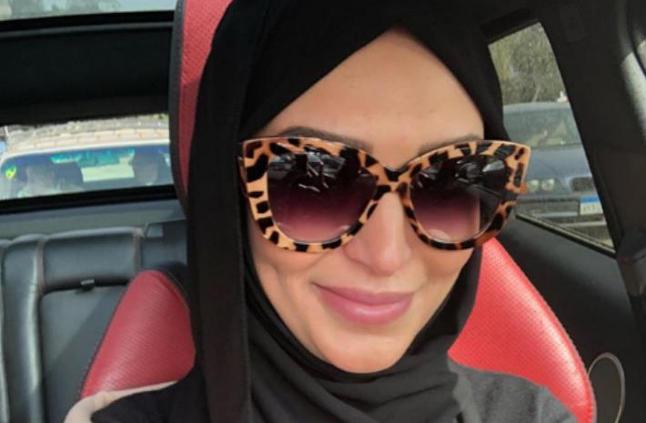بالفيديو- سالي عبد السلام: الحجاب أمنية حياتيمي جودة