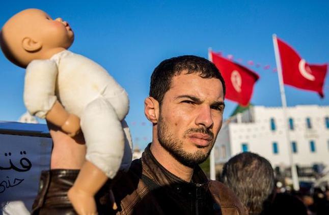 تونس: ارتفاع حصيلة وفيات الرضع بكارثة التعفن الجرثومي إلى 15