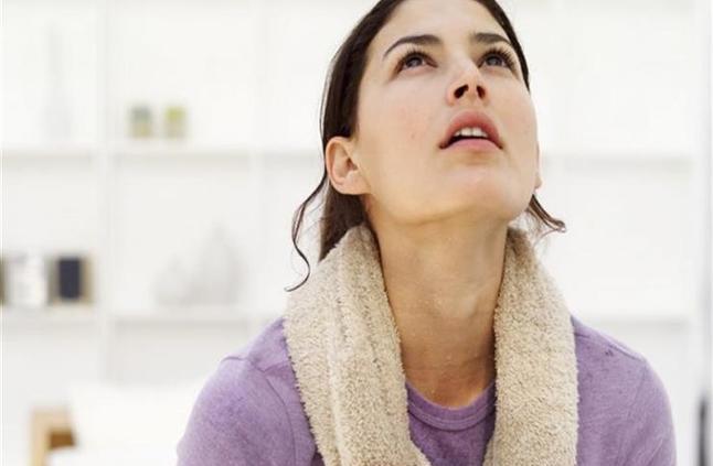 التعرق الزائد مؤشر على الإصابة بهذا المرض