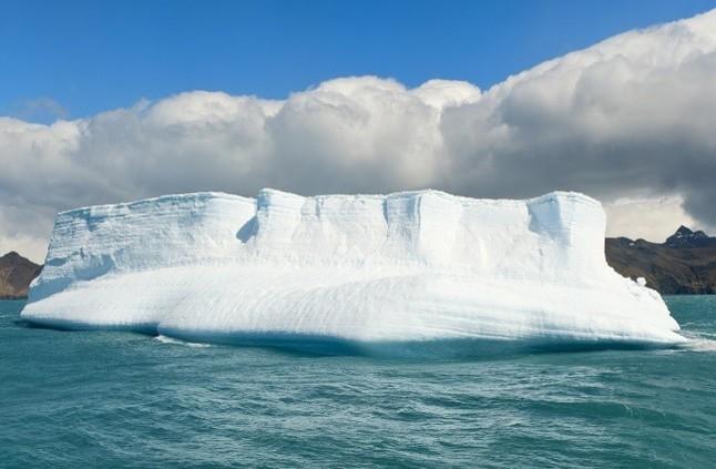 """ارتفاع درجات الحرارة """"يقتل"""" مياه القطب الجنوبي"""