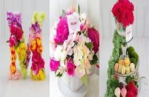 8 أفكار وردية للاحتفال بعيد الأم