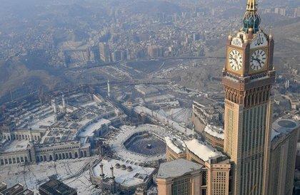 مكة المكرمة من ضمن المدن الأعلى إشغالا في الفنادق حول العالم
