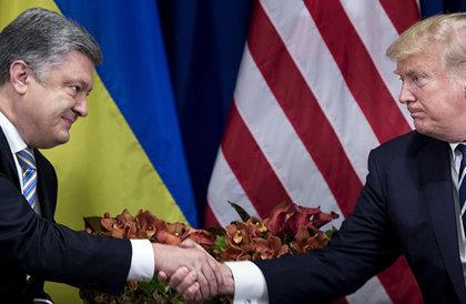 الرئيس الأوكراني: نتفهم الانسحاب الأمريكي من معاهدة الصواريخ