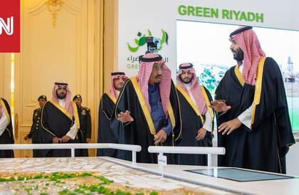 """الملك سلمان يرسم ملامح مستقبل الرياض بـ4 مشروعات """"كبرى"""""""