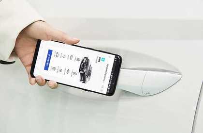 أخبار | تطبيق ذكي للهواتف يتيح إمكانية فتح وتشغيل سيارات هيونداي 2019 - ContactCars.com