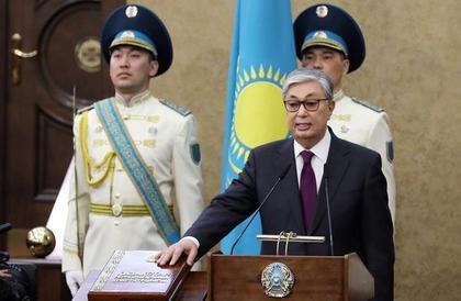 """كازاخستان: الرئيس الجديد يغير اسم العاصمة لتصبح """"نور سلطان"""""""