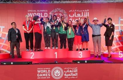 بالصور: الأولمبياد الخاص السعودي يضيف 9 ميداليات جديدة في الألعاب العالمية