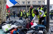 المشردون في فرنسا... موتى الشارع