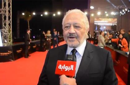 خالد زكي: فخور بتكريمي في حفل إنجازات الدولة المصرية