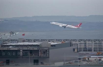 بدء العد العكسي لافتتاح مطار إسطنبول الثالث في 6 إبريل القادم