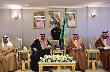 ولي عهد الكويت يصل إلى الرياض لحضور مهرجان الملك عبدالعزيز للإبل