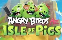 Rovio تطلق لعبة Angry Birds جديدة تستند على تكنولوجيا الواقع المعزز - إلكتروني