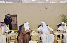 رئيس «الشورى» مُرحِّباً بالغانم: علاقة أخوية متينة تربط السعودية بالكويت