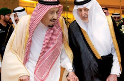 الملك: خالد ابن البطل فيصل
