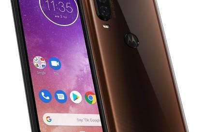 تسريب صورة رسمية للهاتف Motorola One Vision، وسيضم ثقبًا في الشاشة، وكاميرا بدقة 48MP - إلكتروني