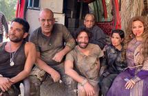 """بيان إعلامي- فان دام مع سوزان نجم الدين في """"حملة فرعون"""" خلال ساعاتمحرر FilFan"""