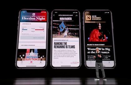 آبل تكشف رسميًا عن خدمة المجلات المدفوعة +Apple News، وتكلف 9.99$ في الشهر - إلكتروني