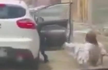 عصابة سلب عابري الطريق في قبضة شرطة جدة