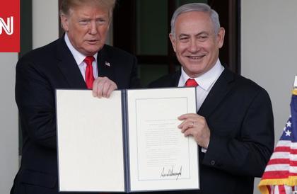 السعودية تستنكر قرار ترامب الاعتراف بسيادة إسرائيل على الجولان