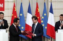 """الصين توقع اتفاقا لشراء طائرات """"إيرباص"""" بمليارات الدولارات"""