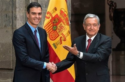 المكسيك تطالب الفاتيكان وإسبانيا بالاعتذار
