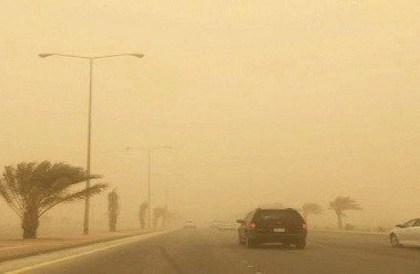 الأرصاد تنبه من رياح مثيرة للأتربة والغبار على نجران - صحيفة صدى الالكترونية