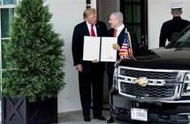 نيويورك تايمز: قرار ترامب للجولان استفزاز عبثي