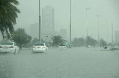 أمطار على الباحة والشرقية.. وغبار على نجران