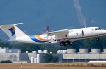 إصلاح طائرة معمر القذافي في أوديسا الأوكرانية