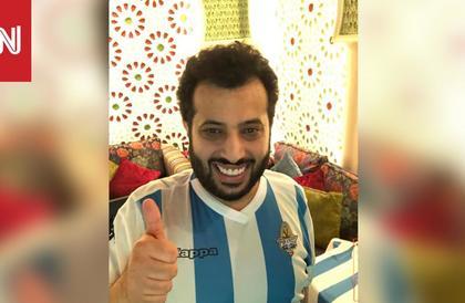 """تركي آل الشيخ يهدي فوز بيراميدز على الأهلي المصري إلى """"والدته"""""""