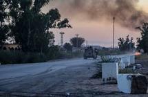طرابلس تحت القصف مجددا وفرنسا تنفي دعم حفتر   البوابة