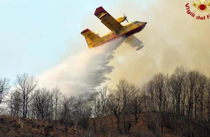 إيطاليا: شابان يتسببان بحريق بسبب الشواء.. والغرامة 27 مليون يورو
