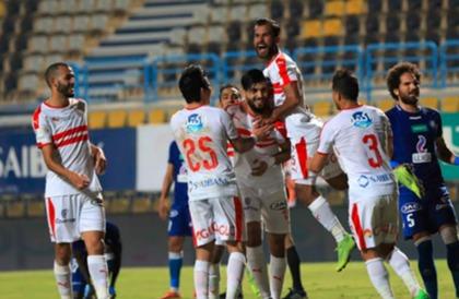 موعد مباراة الزمالك القادمة ضد بيراميدز في الدوري المصري