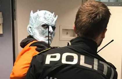 الشرطة النرويجية تلقي القبض على ملك الليل لتهديد الأمن العام مروة لبيب