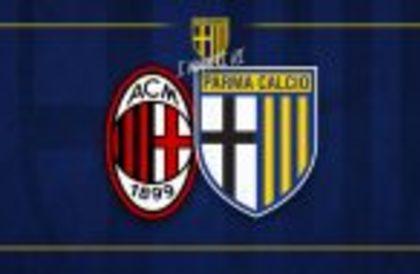 هدف بارما الأول ( ميلان × بارما ) الدوري الإيطالي