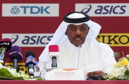 انتخاب القطري دحلان الحمد رئيساً للاتحاد الآسيوي لألعاب القوى لولاية ثالثة