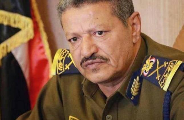 وفاة وزير داخلية الانقلاب.. ومصادر لـ «عكاظ»: المأوري أصيب بقصف للتحالف العام الماضي
