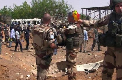 مقتل جندي مصري وإصابة 4 من حفظة السلام في مالي