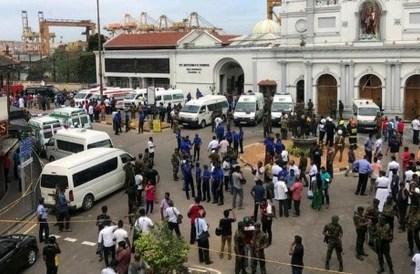 مضيفة بالخطوط السعودية تستغيث باكية بعد إصابتها في تفجيرات سريلانكا - صحيفة صدى الالكترونية