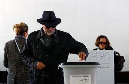 بعد تغيير اسم البلاد.. مقدونيا الشمالية تختار رئيسها